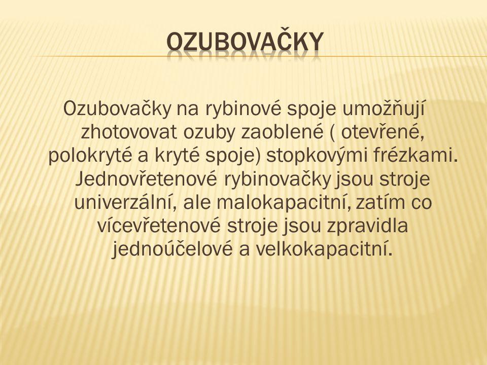 Ozubovačky
