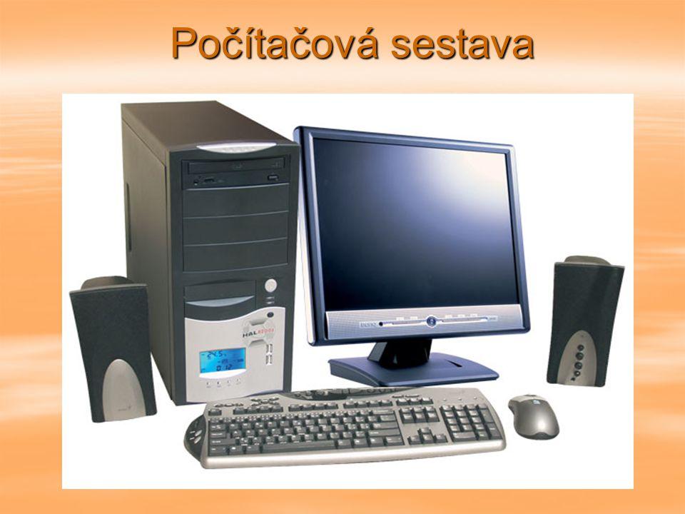 Počítačová sestava