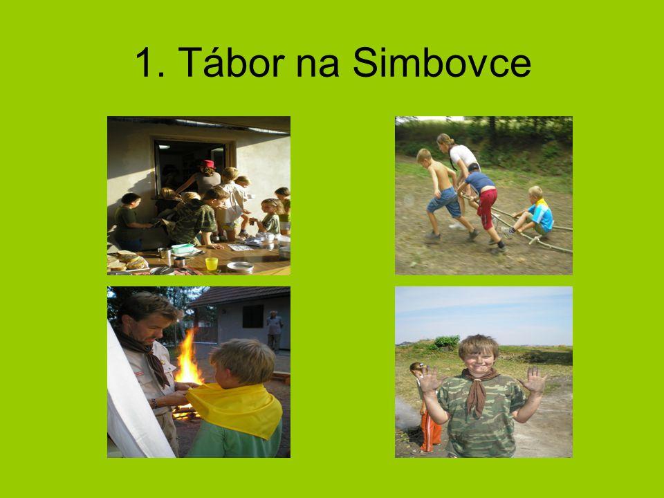 1. Tábor na Simbovce