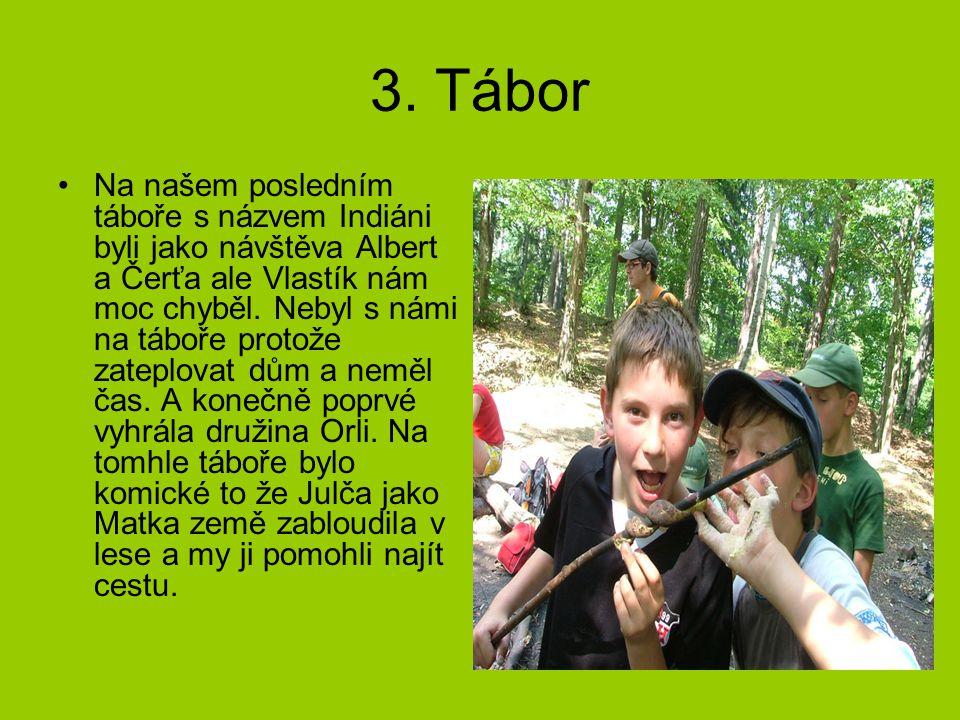 3. Tábor