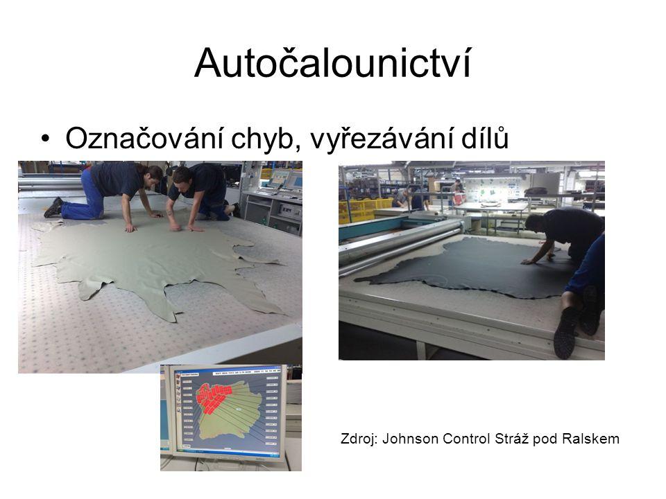 Zdroj: Johnson Control Stráž pod Ralskem