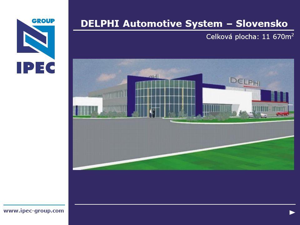 DELPHI Automotive System – Slovensko