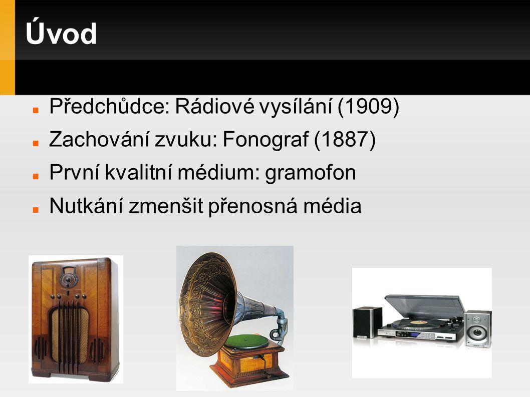 Úvod Předchůdce: Rádiové vysílání (1909)