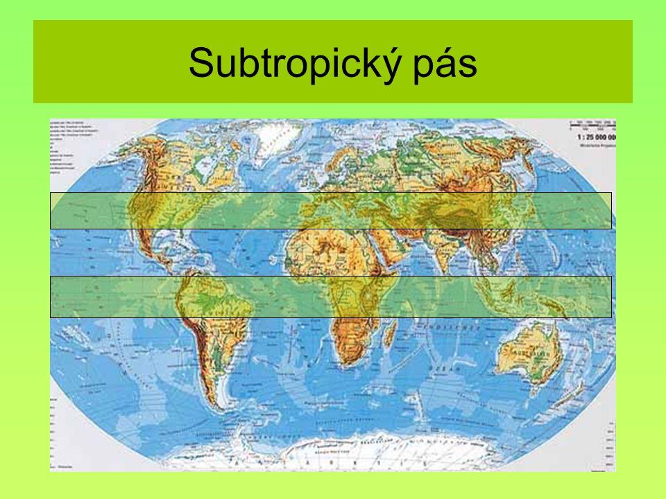 Subtropický pás