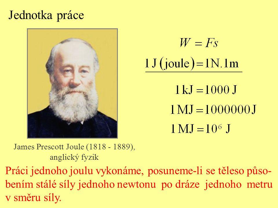 James Prescott Joule (1818 - 1889),