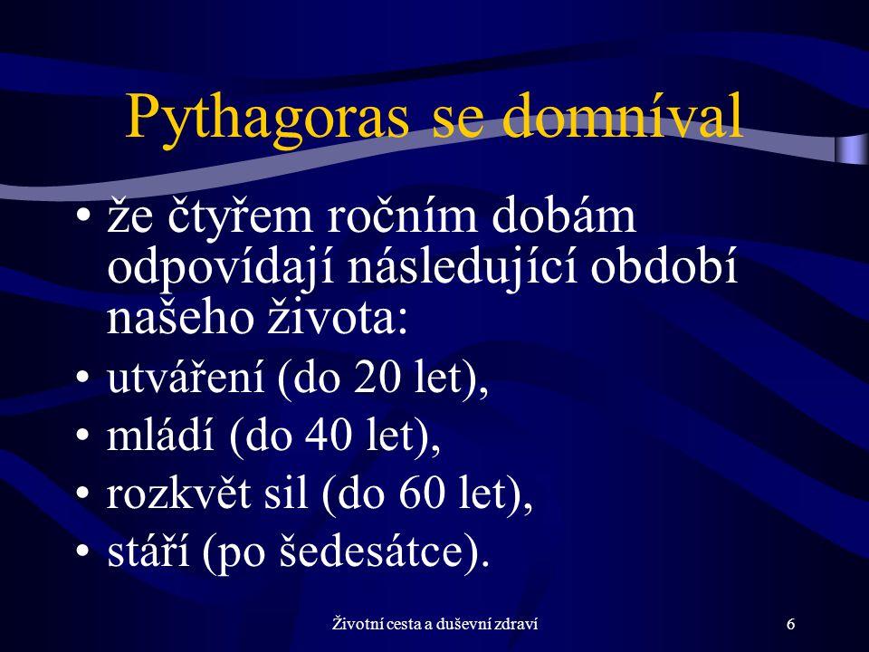 Pythagoras se domníval