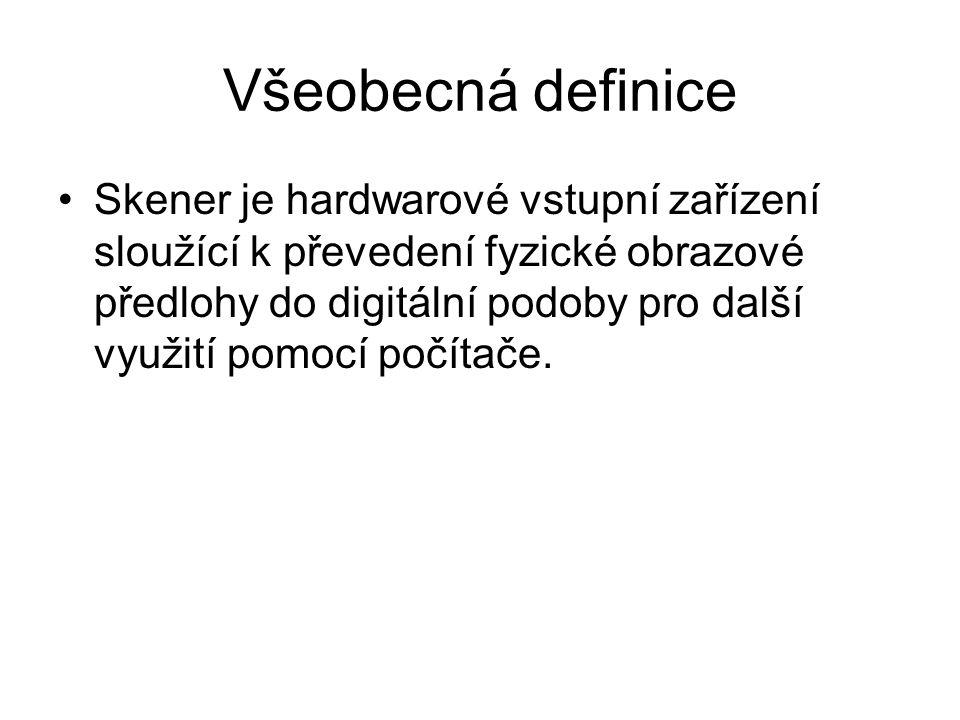 Všeobecná definice