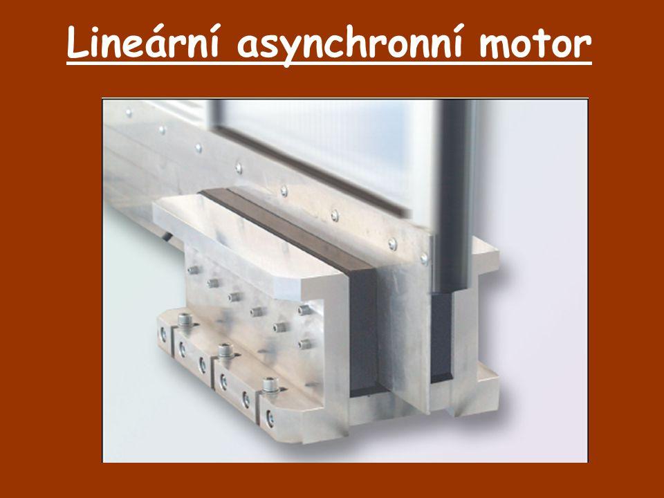 Lineární asynchronní motor