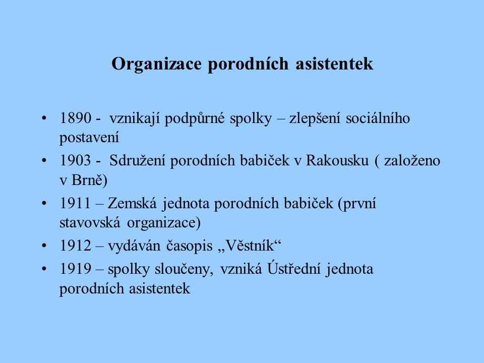 Organizace porodních asistentek