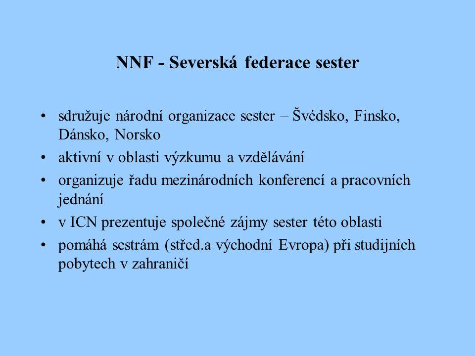 NNF - Severská federace sester
