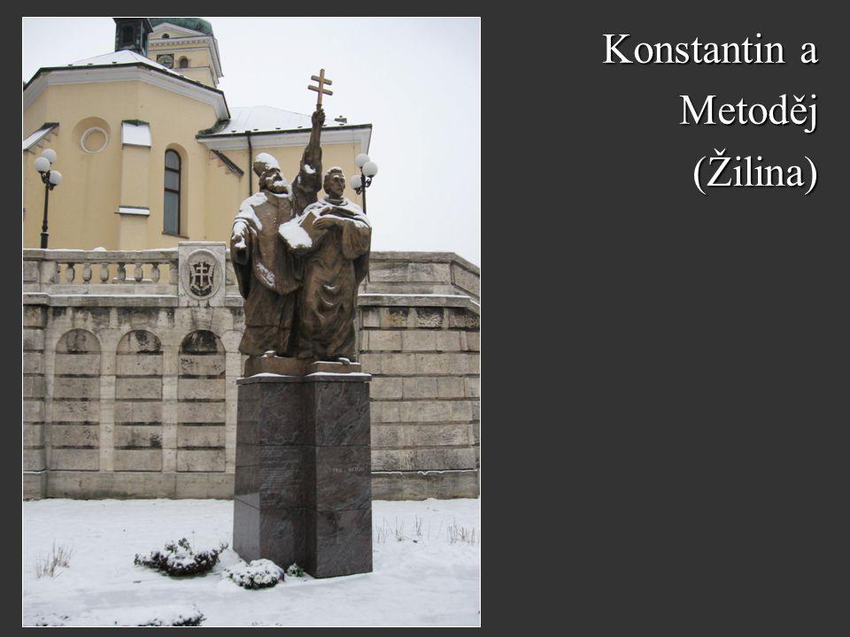 Konstantin a Metoděj (Žilina)