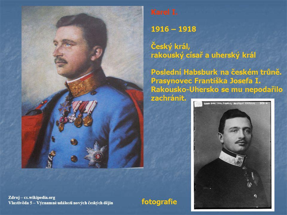 rakouský císař a uherský král