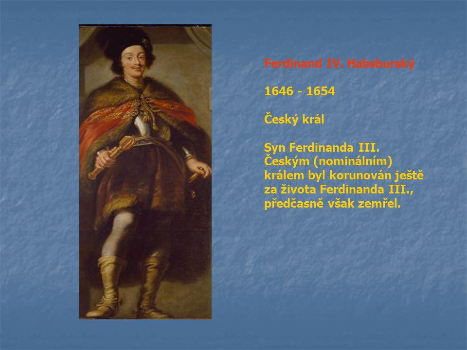 Ferdinand IV. Habsburský