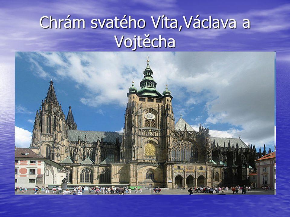 Chrám svatého Víta,Václava a Vojtěcha