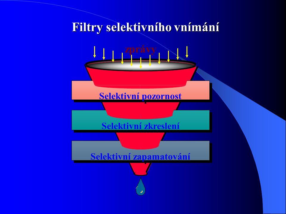 Filtry selektivního vnímání