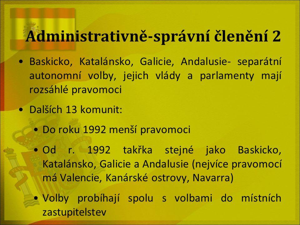 Administrativně-správní členění 2