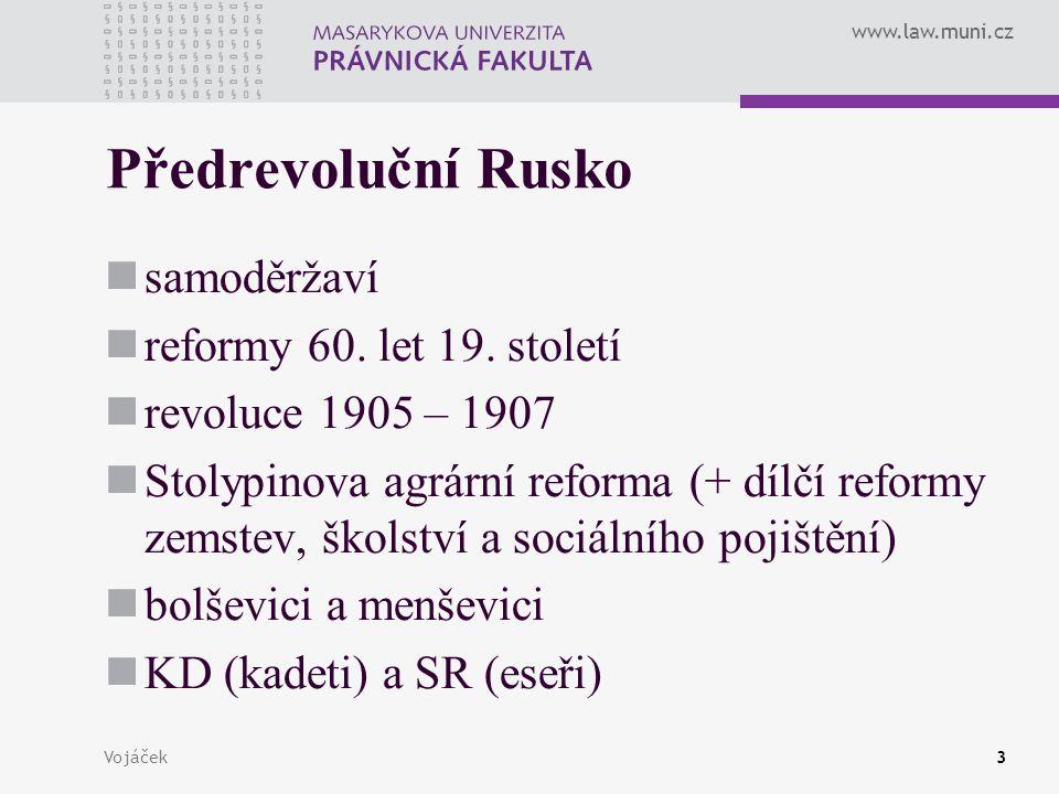 Předrevoluční Rusko samoděržaví reformy 60. let 19. století
