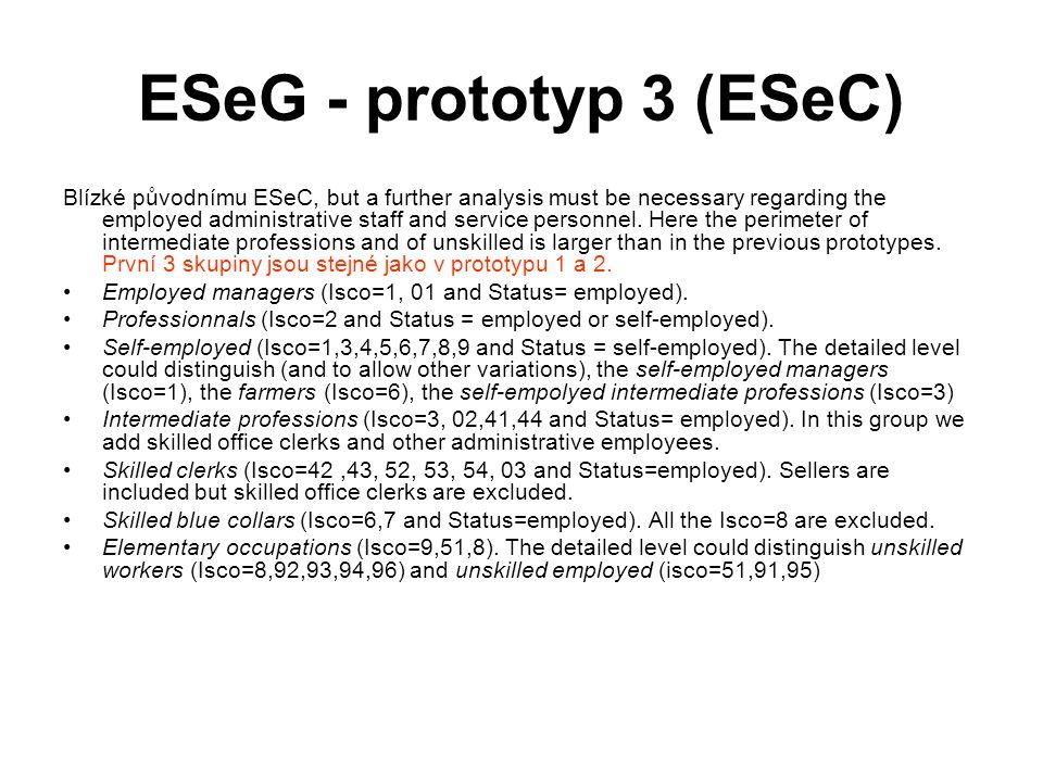 ESeG - prototyp 3 (ESeC)
