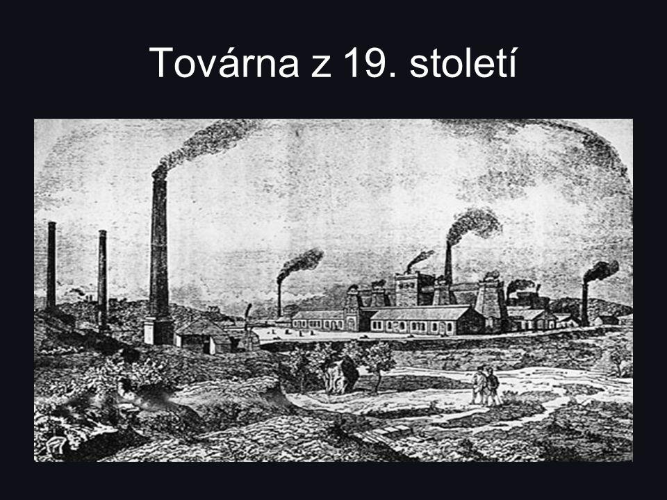Továrna z 19. století