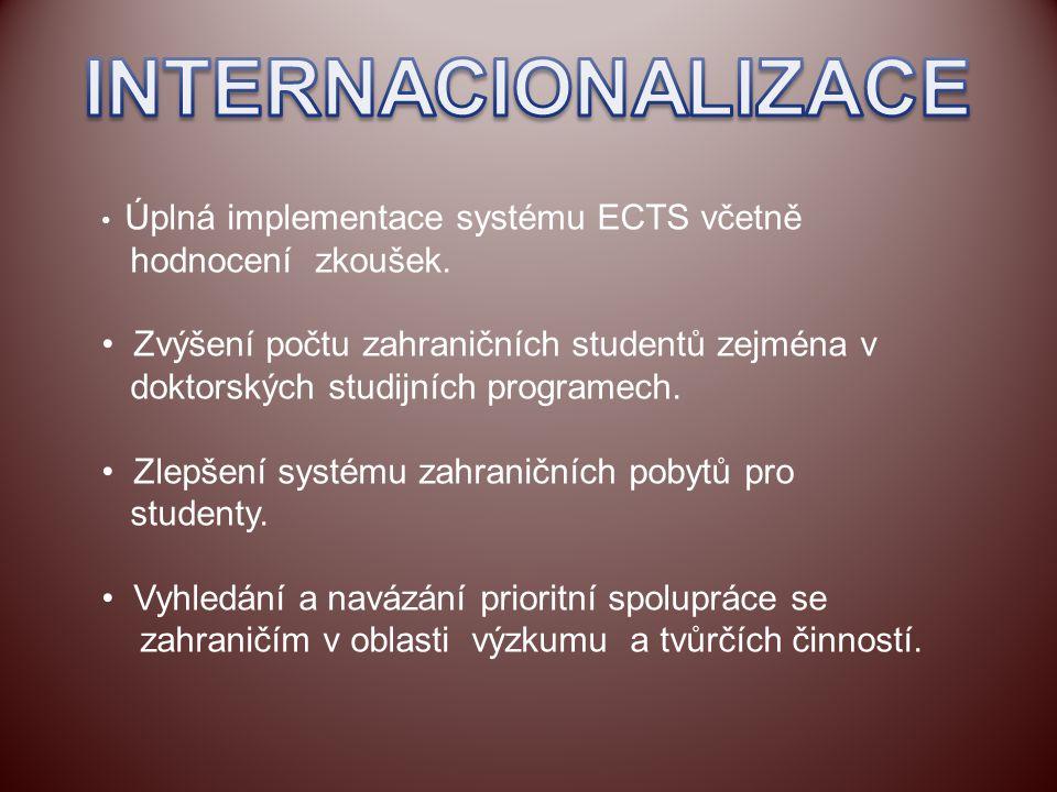 INTERNACIONALIZACE hodnocení zkoušek.