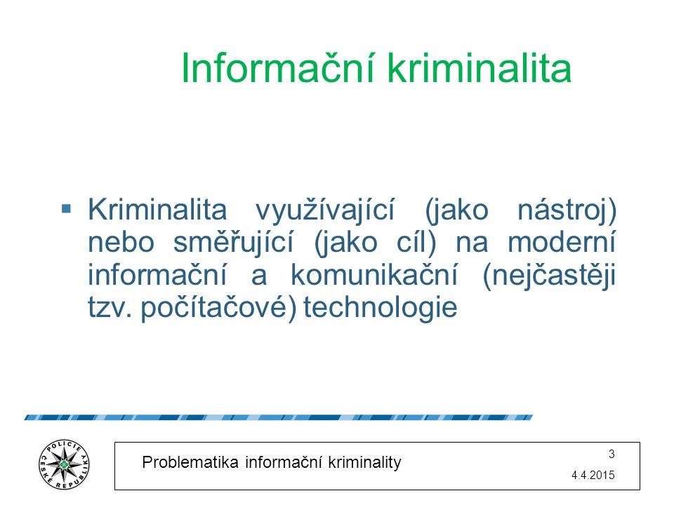 Informační kriminalita