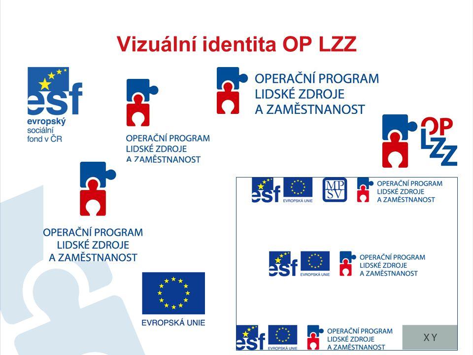 Vizuální identita OP LZZ