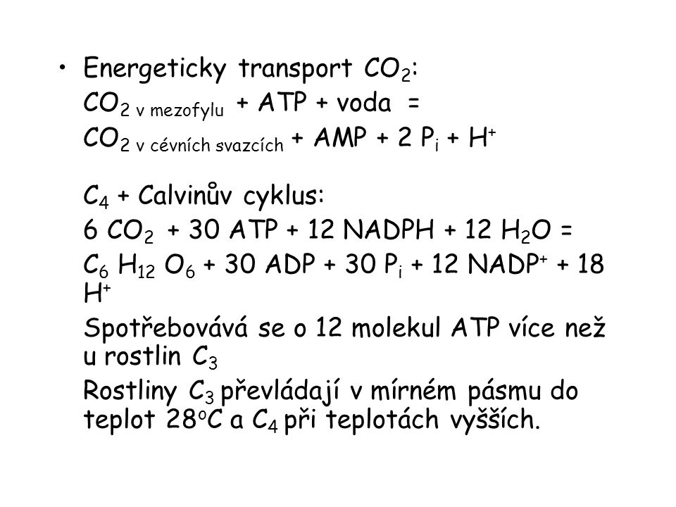 Energeticky transport CO2: