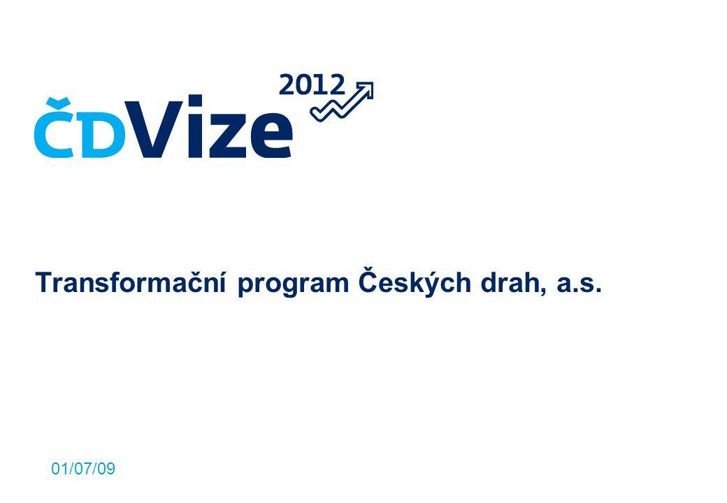 České dráhy se musí transformovat…