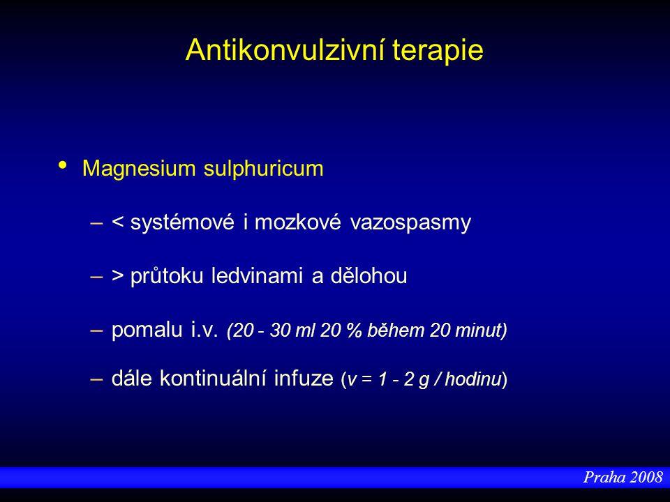 Antikonvulzivní terapie