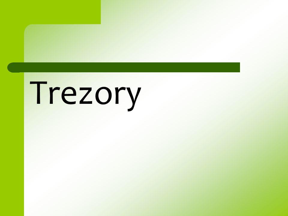 Trezory
