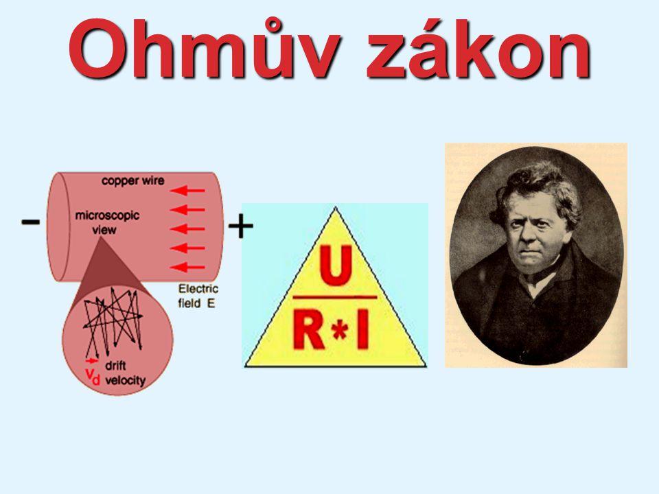 Ohmův zákon