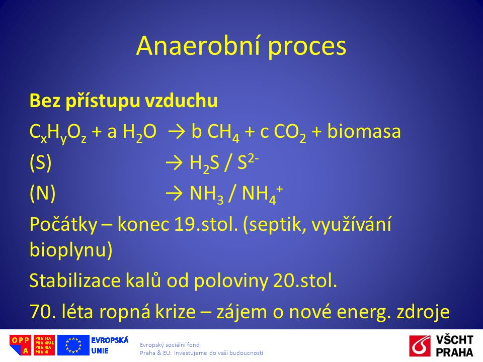 Anaerobní proces