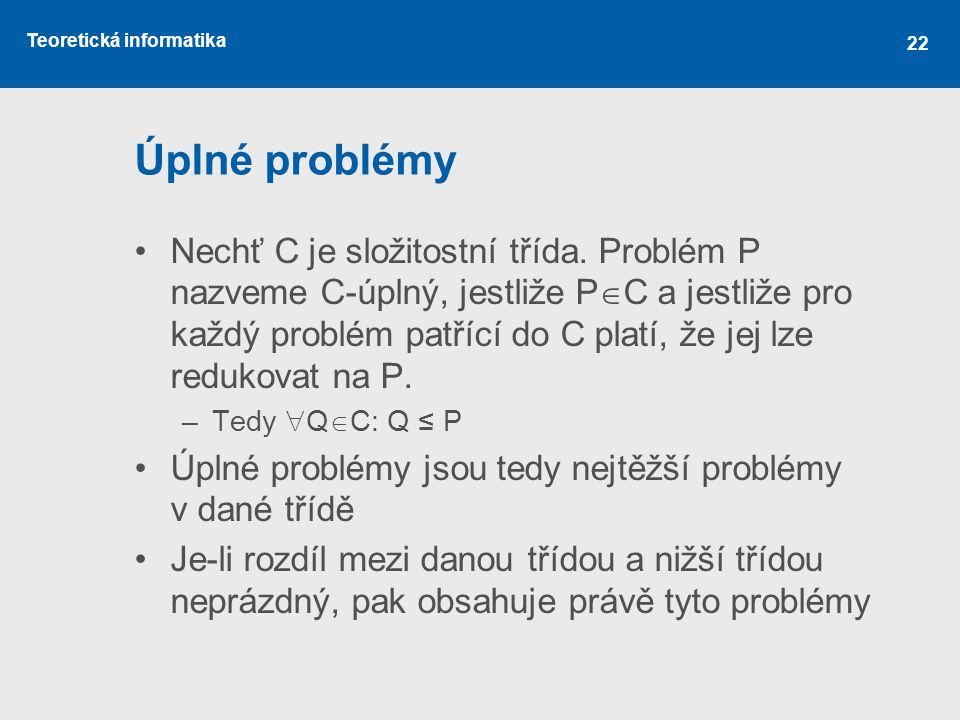 Úplné problémy