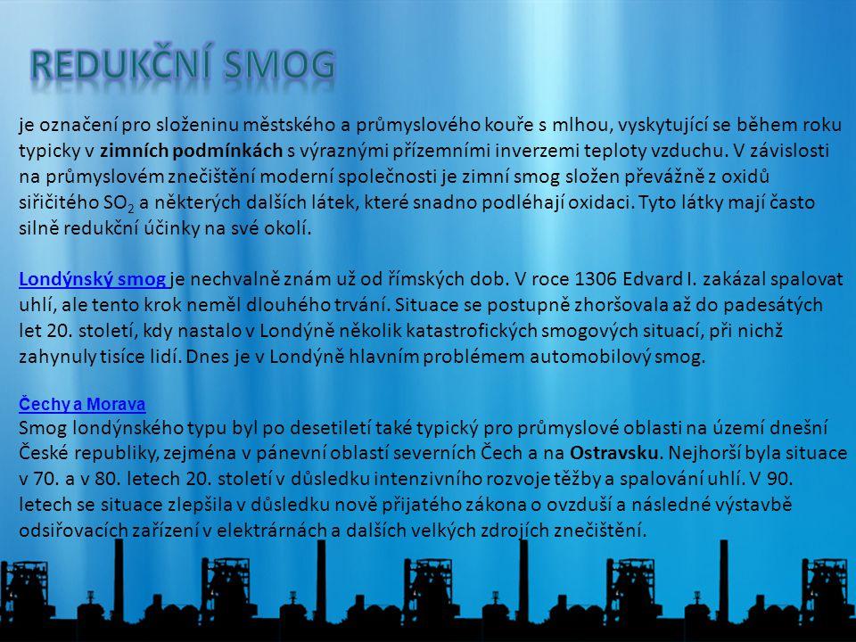 Redukční smog