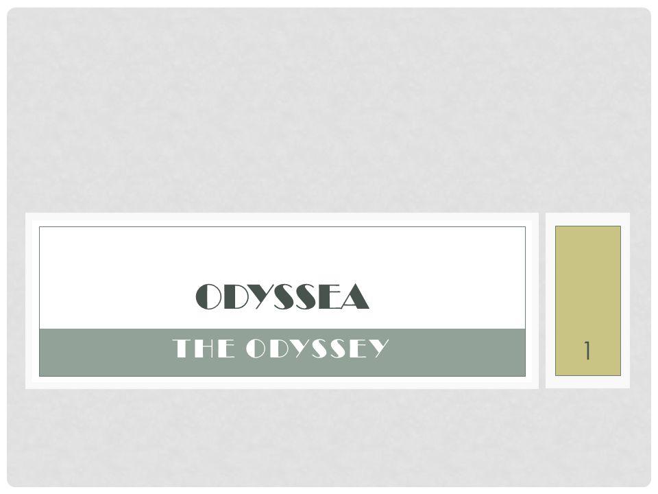 Odyssea The Odyssey
