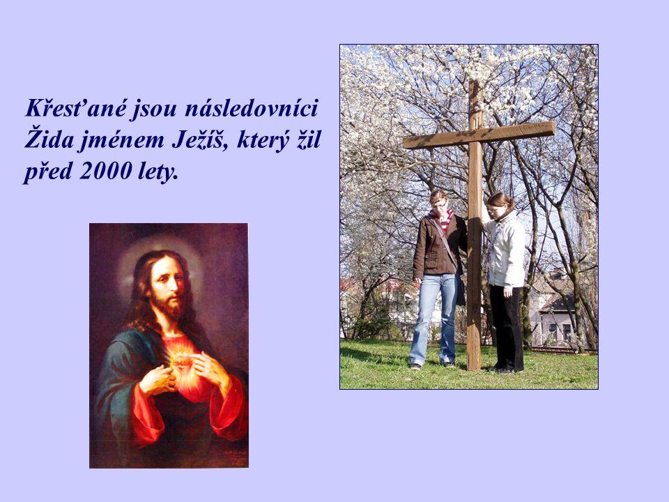 Křesťané jsou následovníci