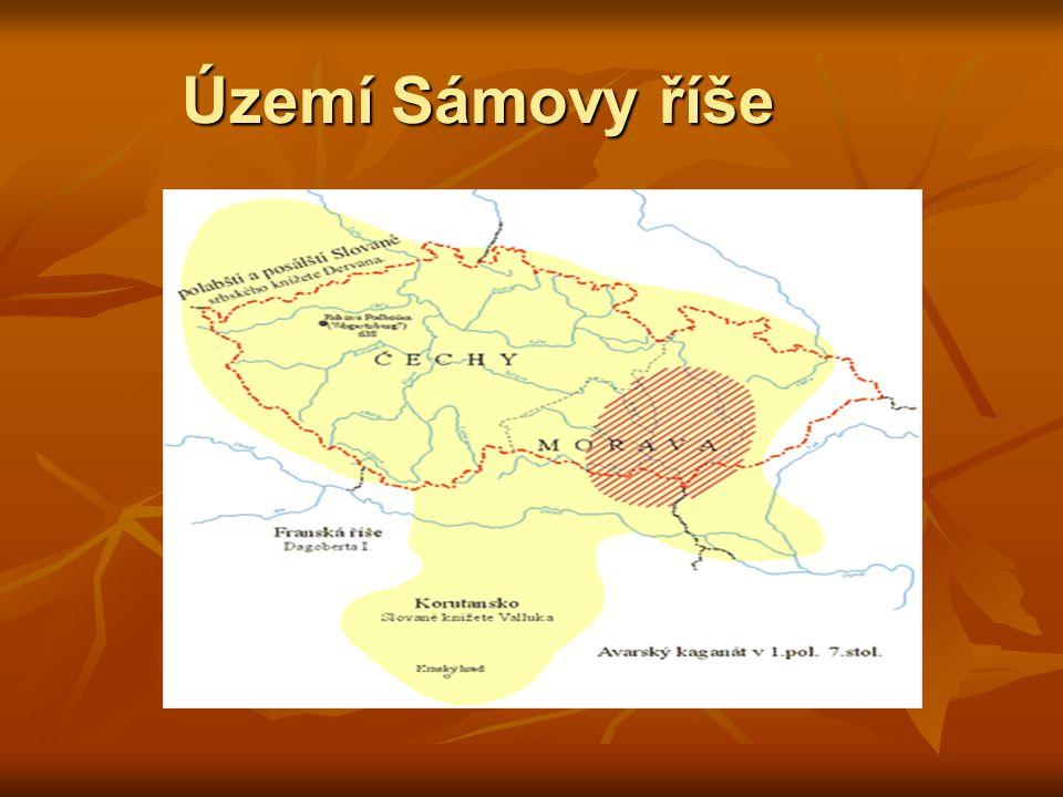 Území Sámovy říše