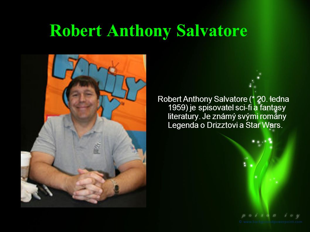 Robert Anthony Salvatore