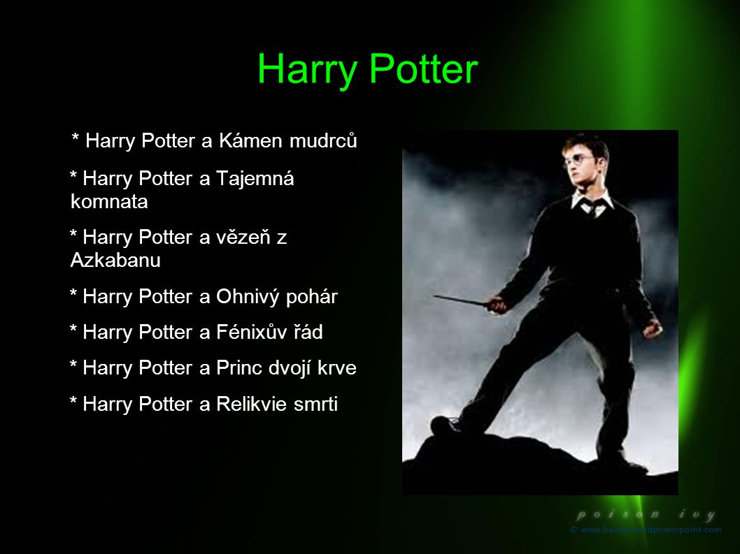 Harry Potter * Harry Potter a Kámen mudrců