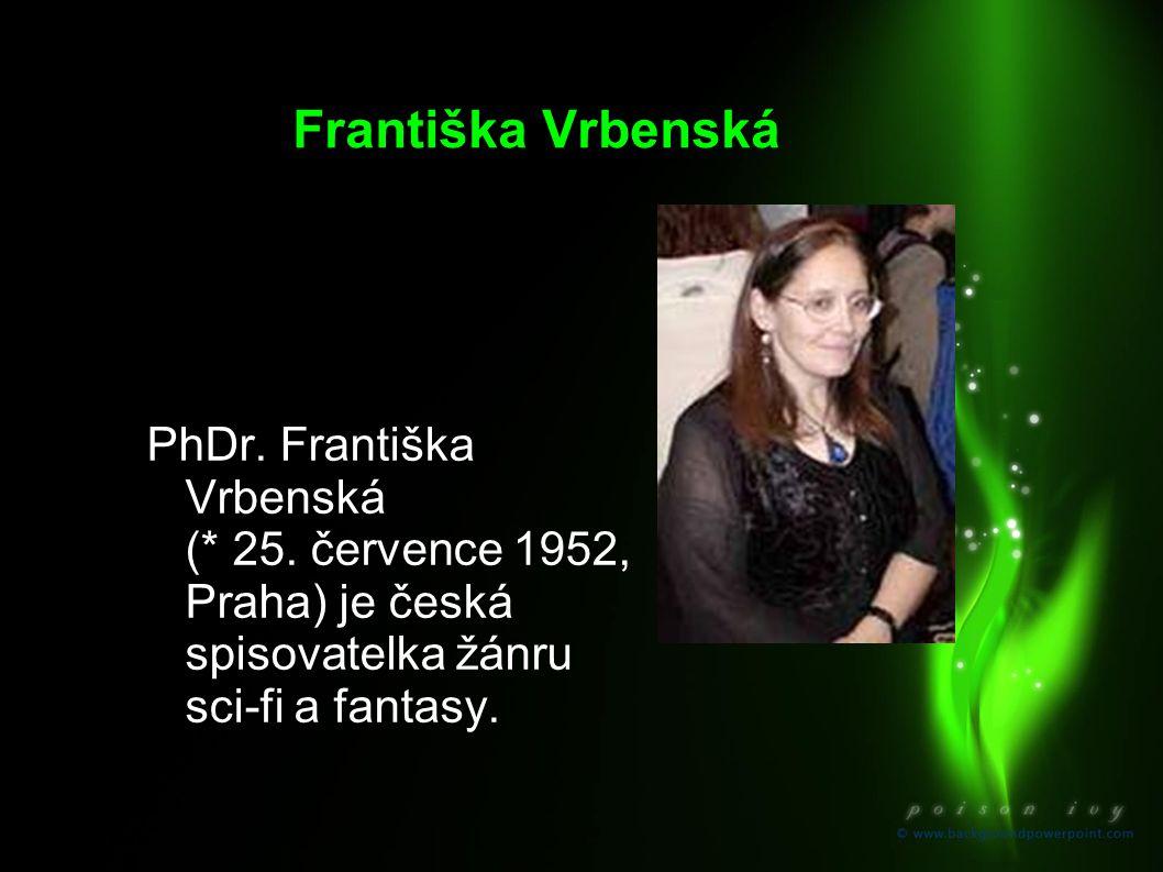Františka Vrbenská PhDr.