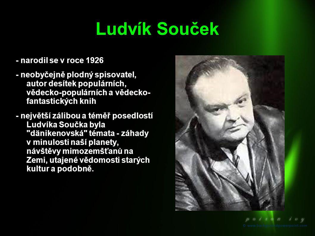 Ludvík Souček - narodil se v roce 1926