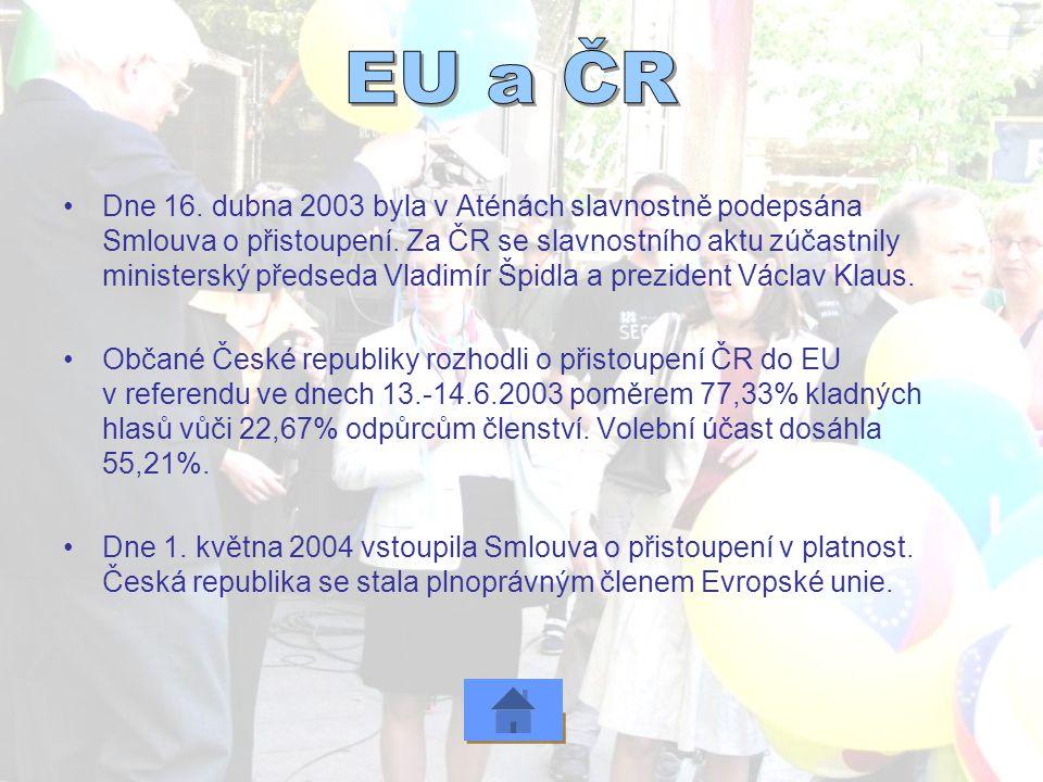 EU a ČR