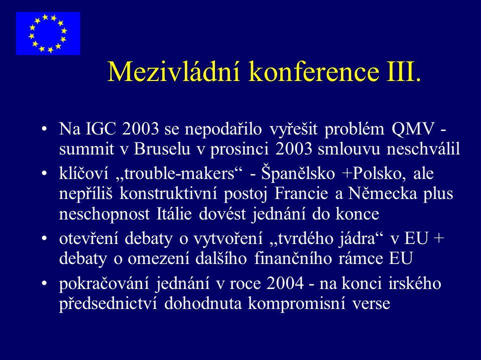 Mezivládní konference III.