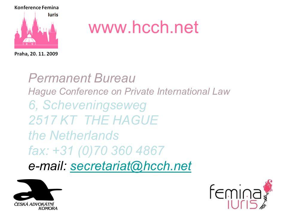 www.hcch.net
