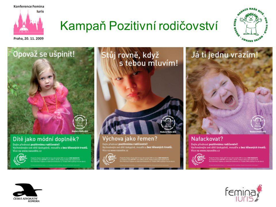 Kampaň Pozitivní rodičovství