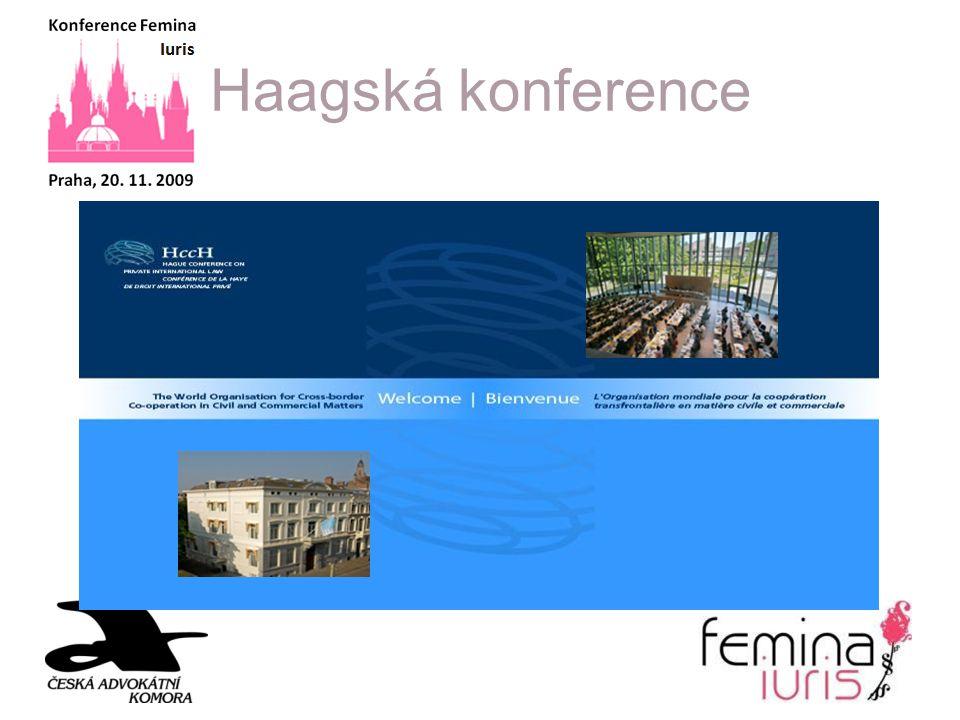 Haagská konference