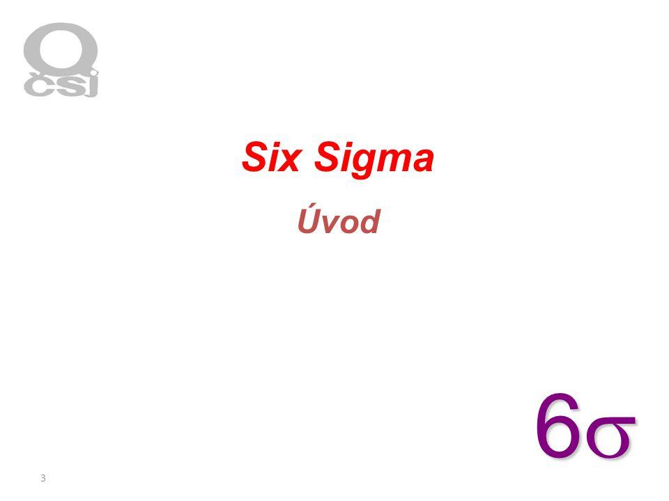 Six Sigma Úvod 6s