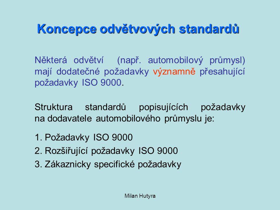 Koncepce odvětvových standardů