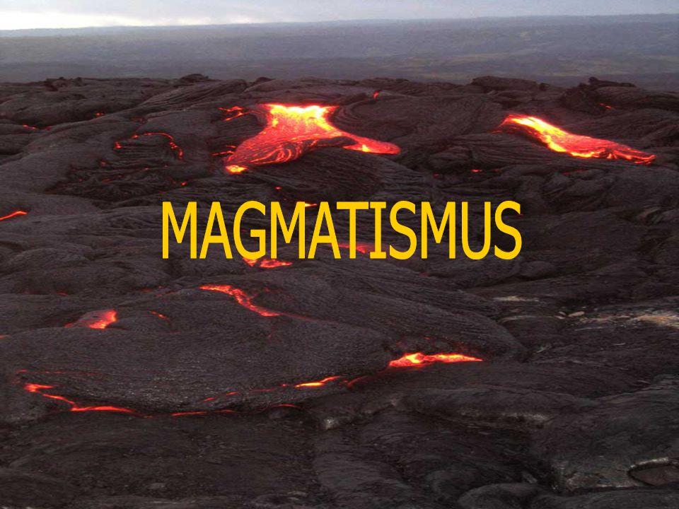 MAGMATISMUS