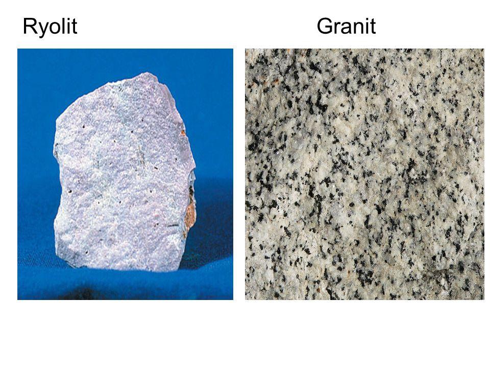 Ryolit Granit